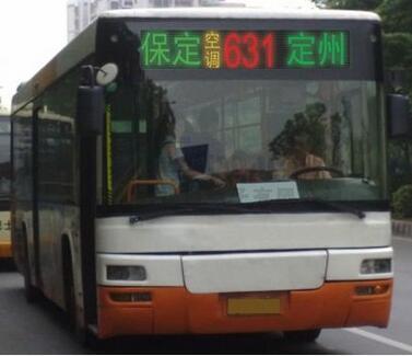公交车线路屏VS-BS100
